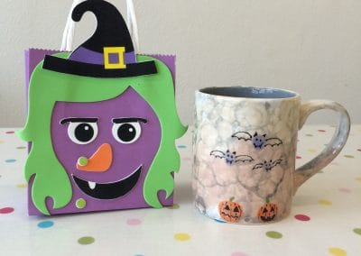 Halloween Pottery Workshop