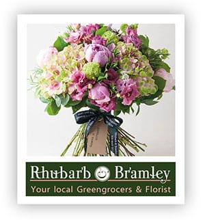 Rhubarb and Bramely Greengrocers and Florist