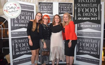 Top Three for Tea – Surrey Life Awards